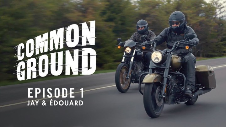 Harley-Davidson launches video series to celebrate 100 years in Canada