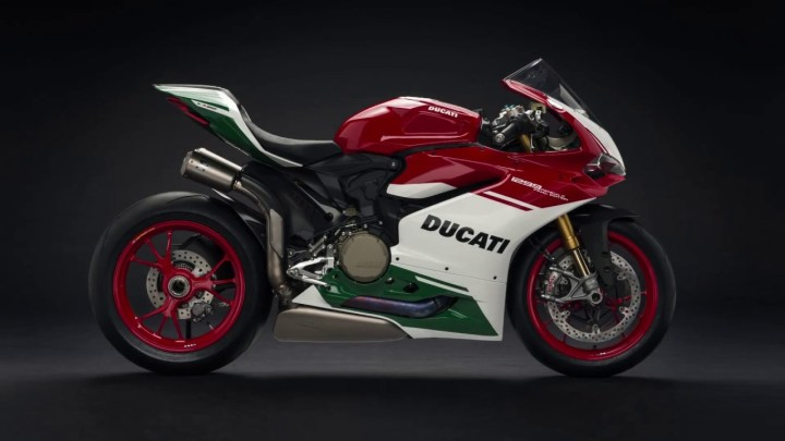 Here's the 1299 Panigale R Final Edition