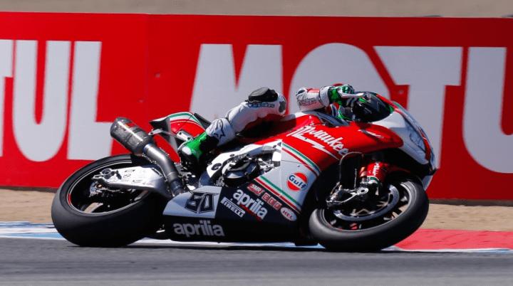 Race report: World Superbike Laguna Seca