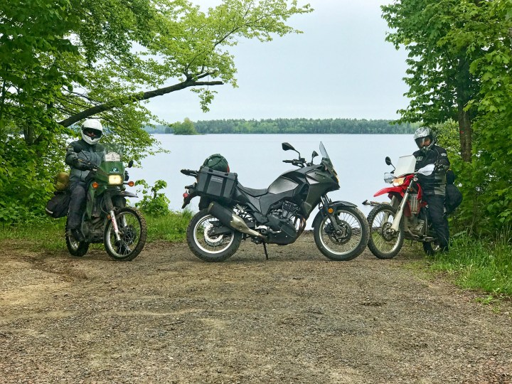 Down and dirty with the Kawasaki Versys-X 300