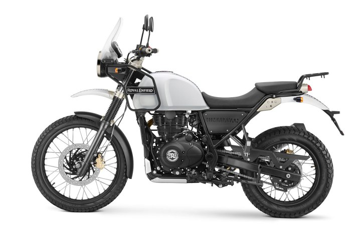Royal Enfield Himalayan getting a mild makeover
