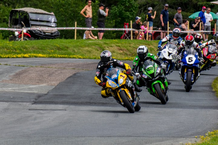 Here's the 2018 CSBK schedule