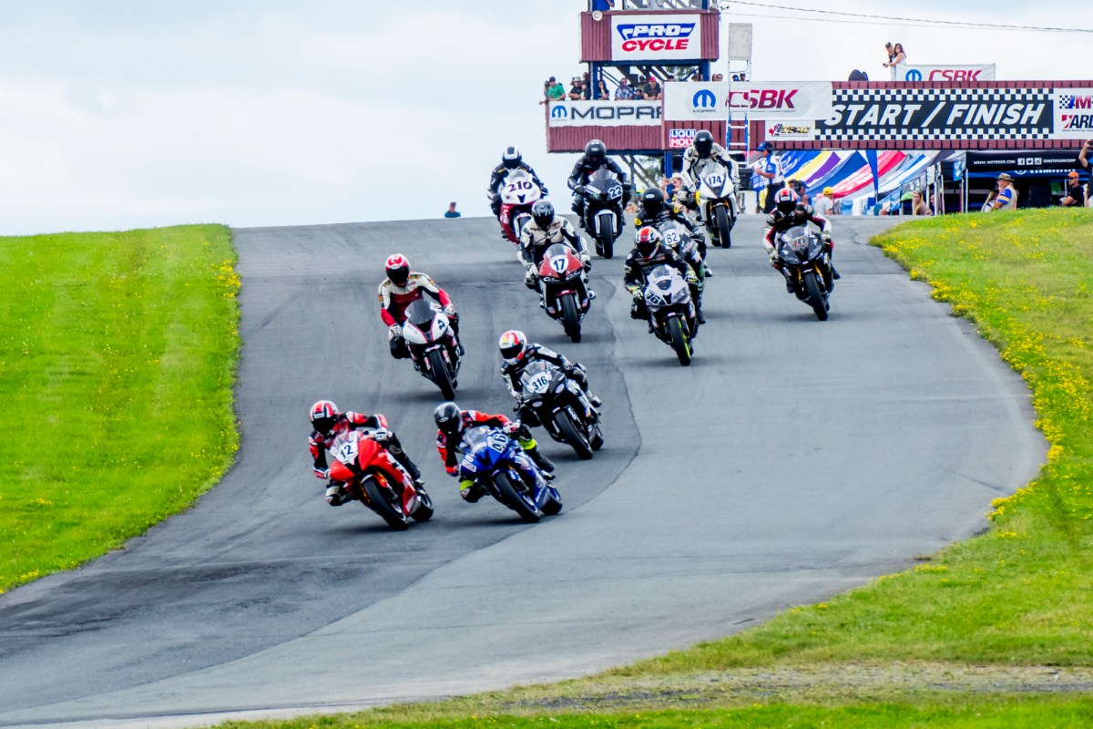 CSBK visits Shubenacadie this weekend