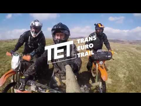 Overland through Europe: Discover the Trans Euro Trail project