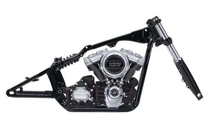 Trademarks tip new Harley-Davidson models