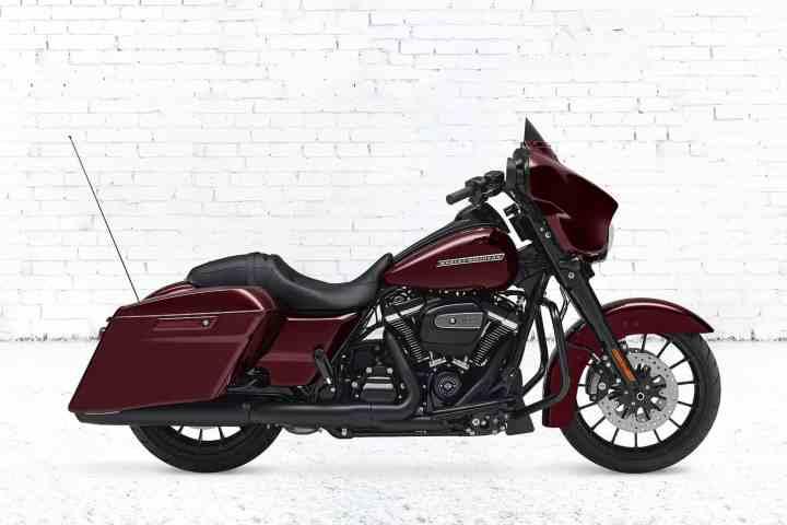 New touring, CVO models from Harley-Davidson