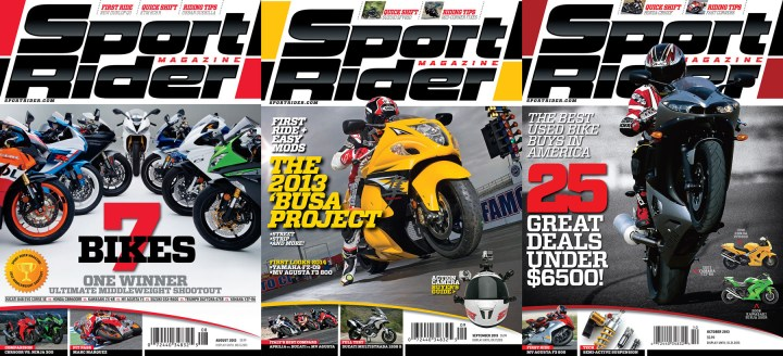 Sport Rider magazine ends publication