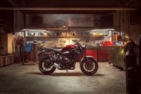 2018 Yamaha XSR700 2
