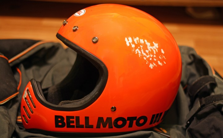 Crash tested! Bell Moto-3 Review