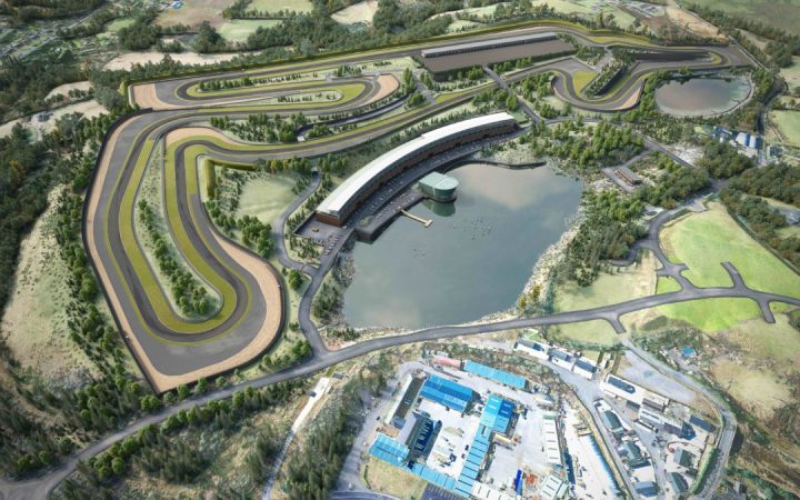 New world-class roadracing track planned for Northern Ireland