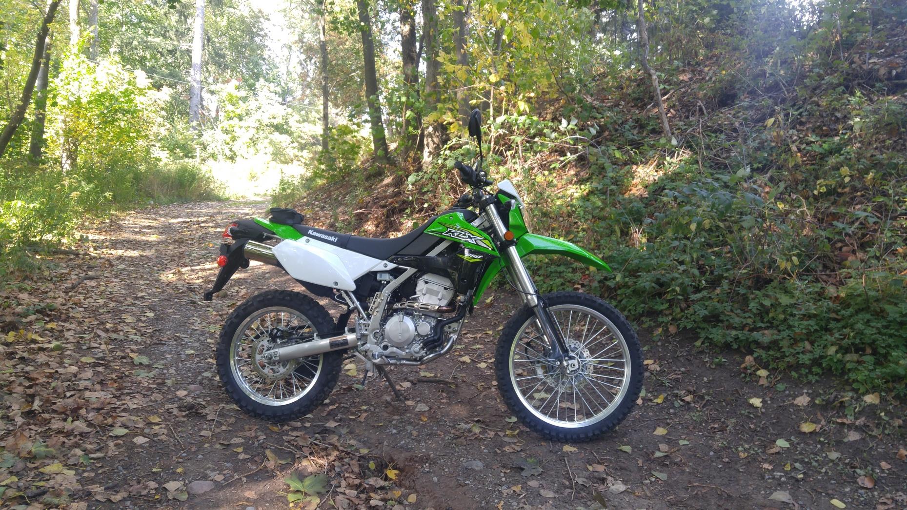 Kawasaki Klxs Frame