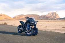 2018 Yamaha Niken leaning three wheeler (16)