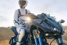 2018 Yamaha Niken leaning three wheeler (19)