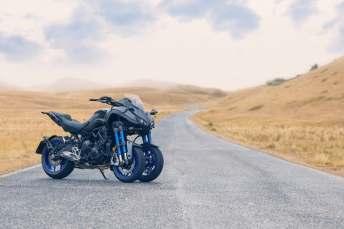 2018 Yamaha Niken leaning three wheeler (22)