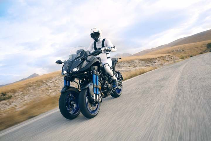 Yamaha exec says more leaning multi-wheeled vehicles coming
