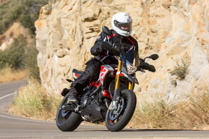 First rides: Aprilia Dorsoduro 900 and Shiver 900
