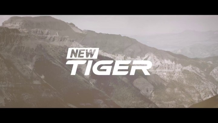 Video: New Triumph Tiger coming