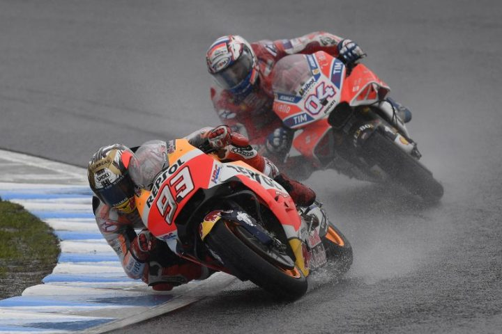 Race report: Motegi MotoGP