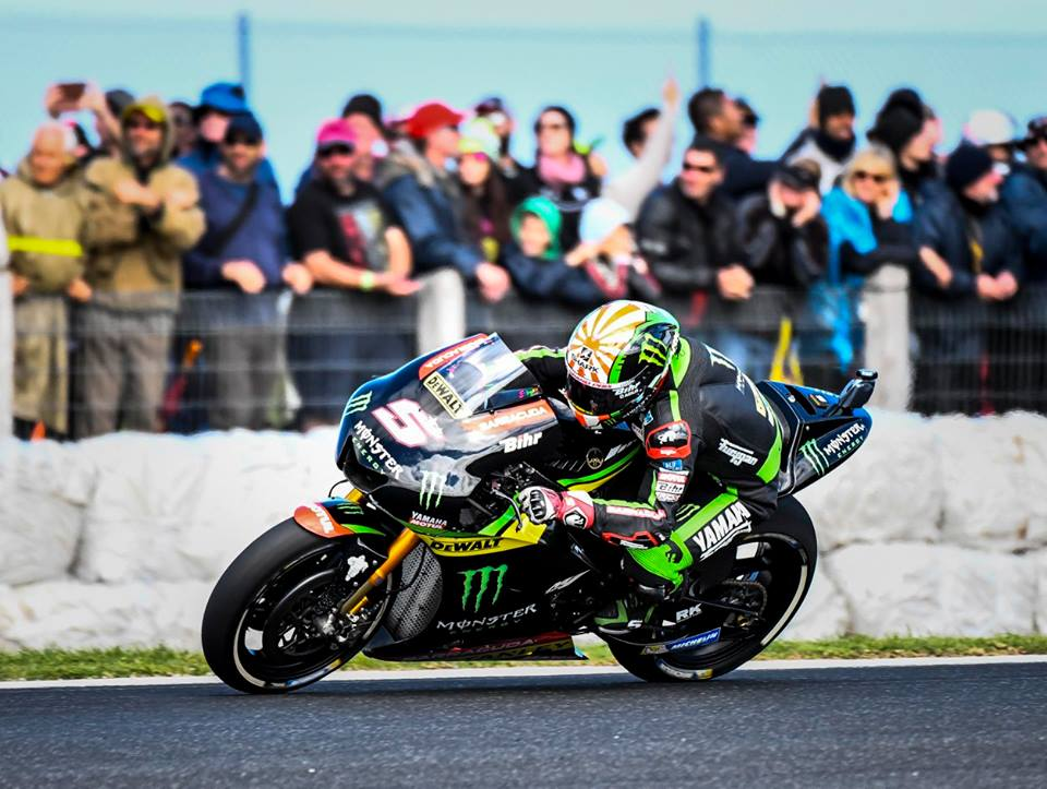 Race Report: Phillip Island GP