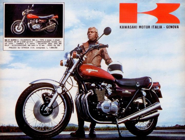 Kawasaki Z1 900: The rise and fall of the king
