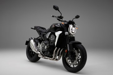 The CB1000R isn't as rad as the Neo Sports Cafe prototype, but you can bet it's a sign of things to come.
