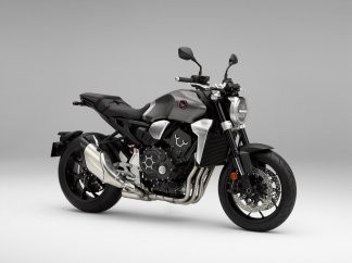 The Honda CB1000R has the hottest motor in this group, thanks to its superbike roots. It's also the most modern-looking.