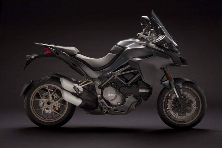 Ducati Multistrada 1260: A major overhaul for Italian adventure lineup