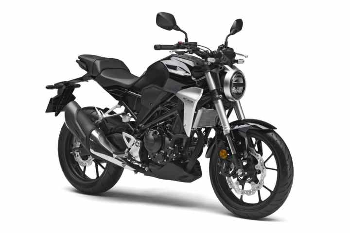 Honda announces CB300R with updated styling