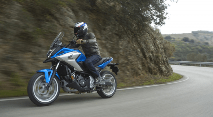 Honda NC750X: Upgraded again for 2018