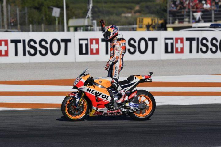 Race report: Valencia MotoGP