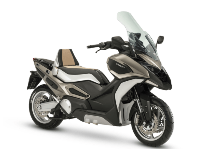 Kymco CV2: Is the adventure scooter here to stay?