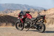 2017 Triumph TIGER 1200 Press Launch - Almeria Worldwide Copyright: ©Triumph Filename: TIGER 1200 Press Ride_11-17_05.jpg