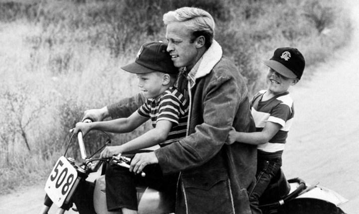 Filmmaker Bruce Brown has died