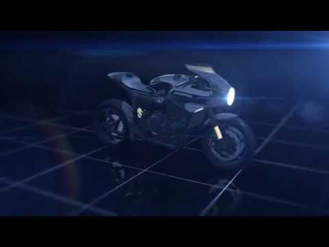 Video: Honda CB4 Interceptor concept bike