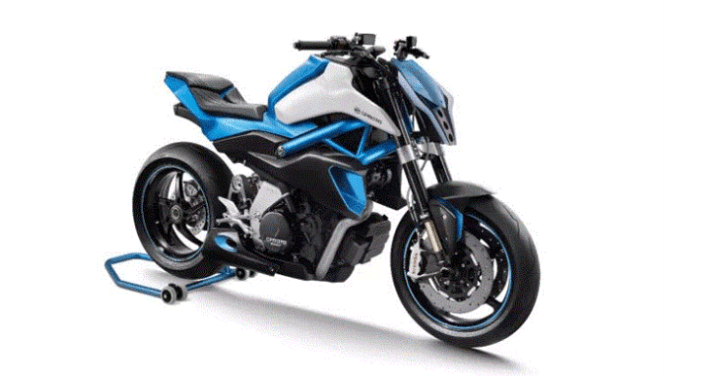 China builds an edgy Euro-style naked bike