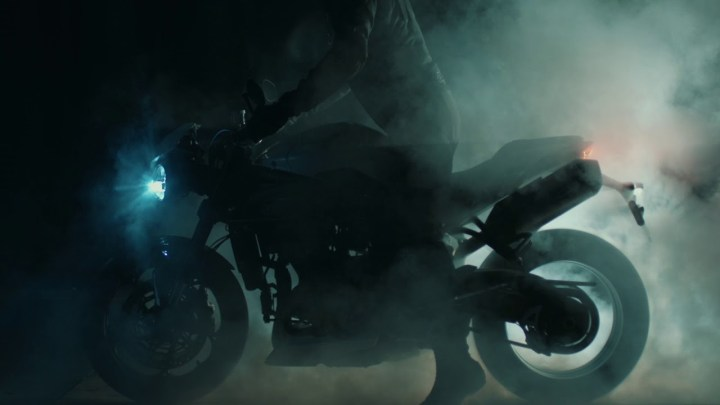 Does this video tease new Triumph Speed Triple?