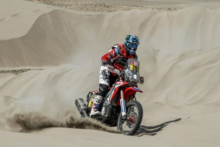 2018 Dakar Rally: Stage 5