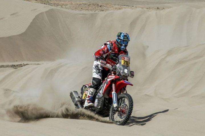 2018 Dakar Rally: Stage 5