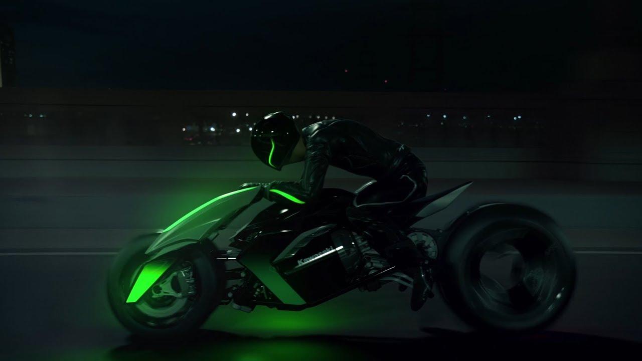 Kawasaki hints again at future three-wheeler - Canada Moto ...