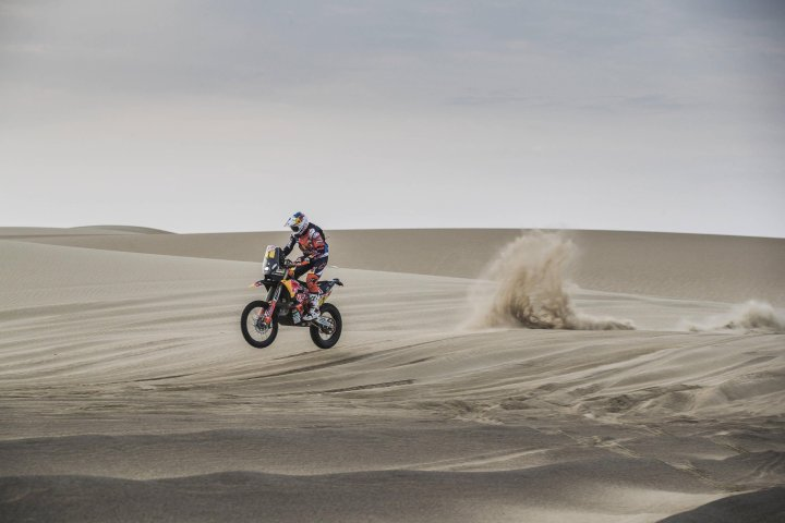 2018 Dakar Rally: Stage 3