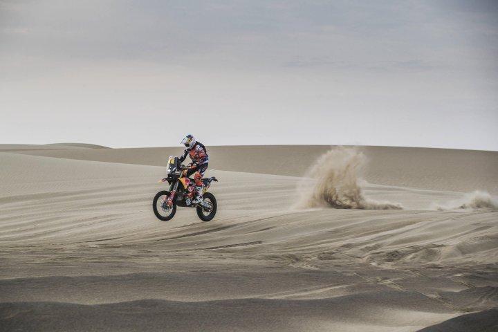 2018 Dakar Rally: Stage 3