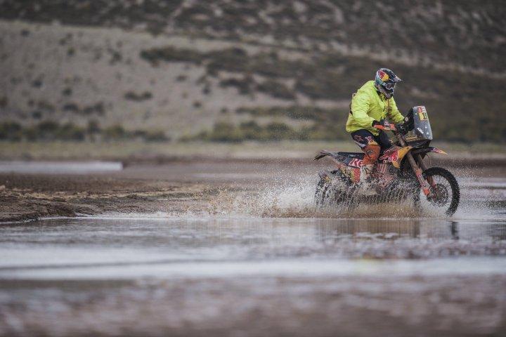 2018 Dakar: Stage 8