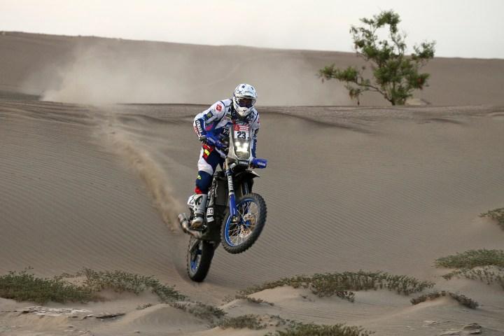2018 Dakar: Stage 6