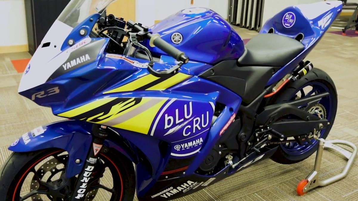 How to prep your bike for CSBK's Lightweight Sport Bike