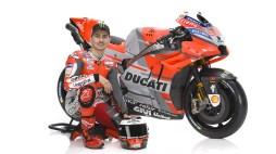 Jorge Lorenzo Photo: Ducati