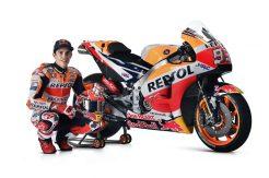 Marc Marquez Photo: Honda