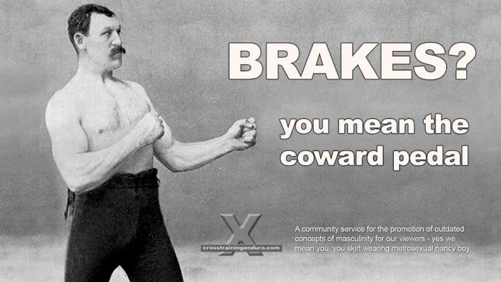 Video: Improve your off-road braking