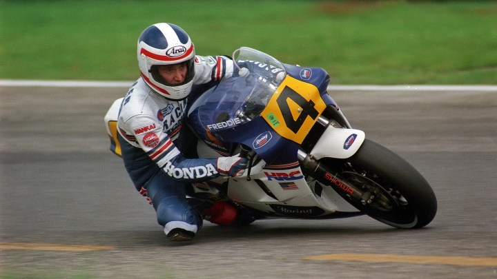 Five Minutes With Fast Freddie Spencer