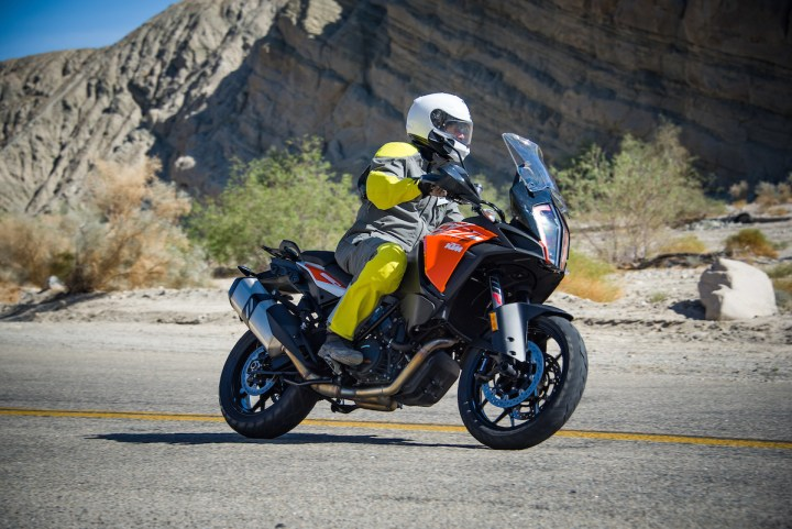 First Ride: KTM 1290 Super Adventure S
