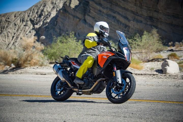 First Ride: KTM 1290 Super Adventure S